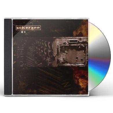Scherzoo 01 CD