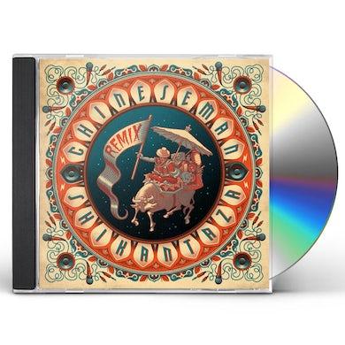 Chinese Man SHIKANTAZA REMIX / LIVE AU ZENITH CD