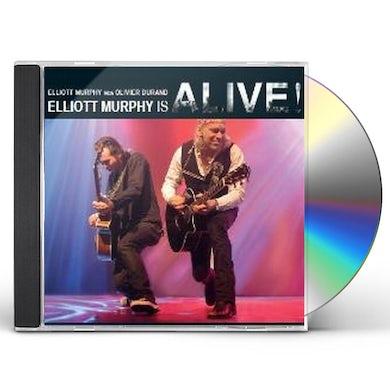 elliot murphy IS ALIVE CD