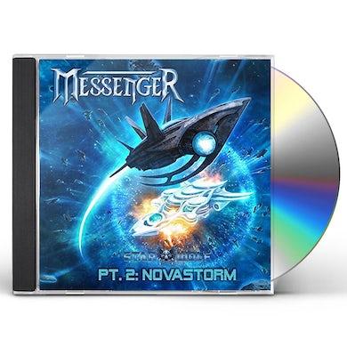 Messenger NOVASTORM CD