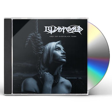 Illdisposed GREY SKY OVER BLACK TOWN CD - UK Release