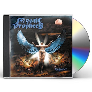 Mystic Prophecy VENGEANCE CD