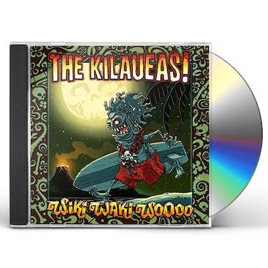 Kilaueas WIKI WAKI WOOOO CD