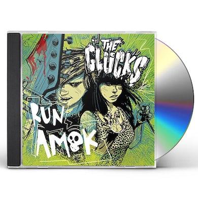 Glucks RUN AMOK CD
