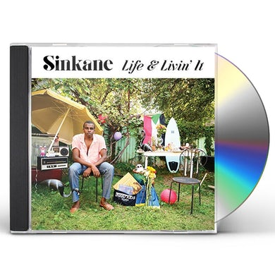 Sinkane LIFE & LIVIN' IT CD