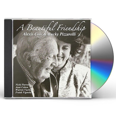 Alexis Cole BEAUTIFUL FRIENDSHIP CD