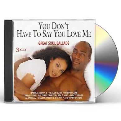 Massimo Farao YOU DON'T HAVE TO SAY YOU LOVE CD