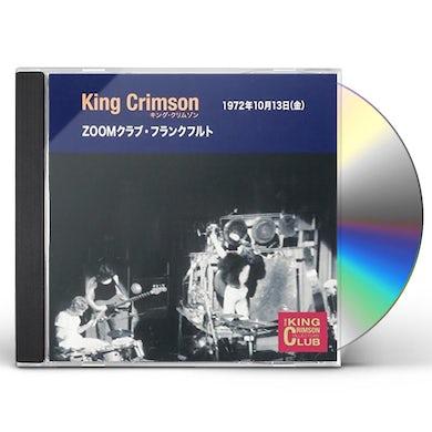 King Crimson COLLECTOR'S CLUB 1972.10.13 CD