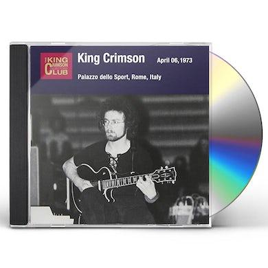 King Crimson COLLECTOR'S CLUB 1973.4.6 CD