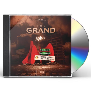 Sixman GRAND CD