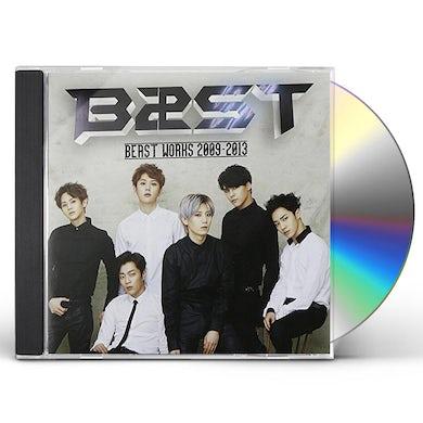 BEAST WORKS 2009-13 CD