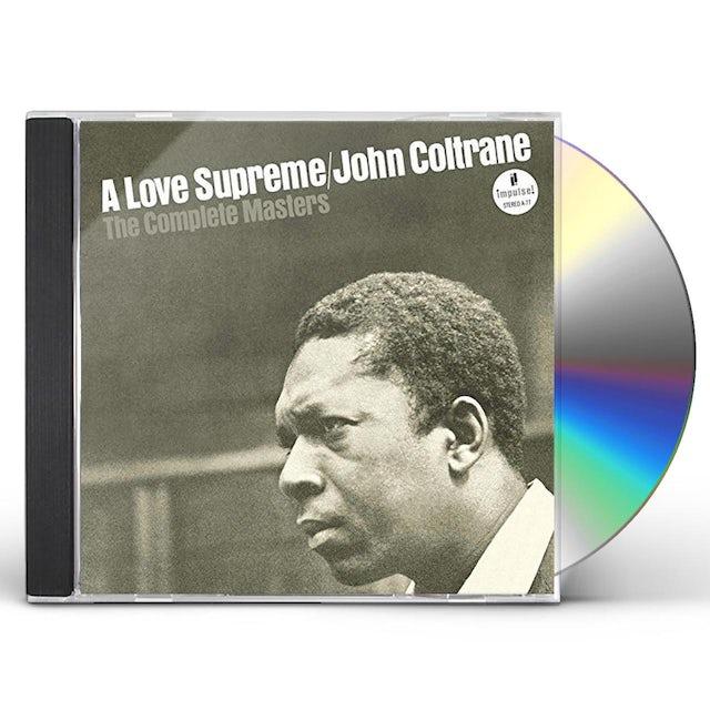 John Coltrane LOVE SUPREME - DELUXE EDITION CD