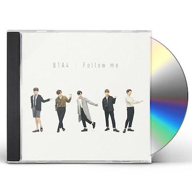 B1A4 FOLLOW ME: TYPE-A CD