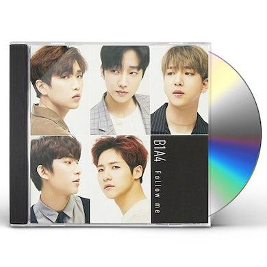 B1A4 FOLLOW ME: TYPE-B CD