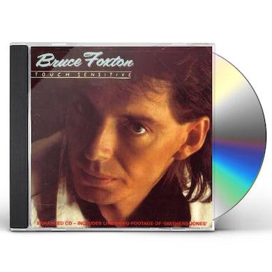 Bruce Foxton TOUCH SENSITIVE CD