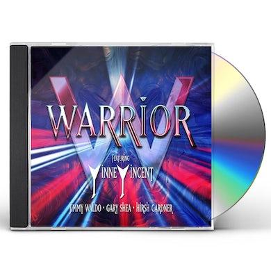 Warrior FEATURING: VINNIE VINCENT / JIMMY WALDO / GARY CD