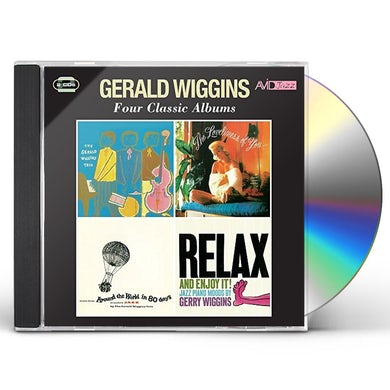 Gerald Wiggins TRIO / LOVELINESS OF YOU / MUSIC FROM AROUND CD