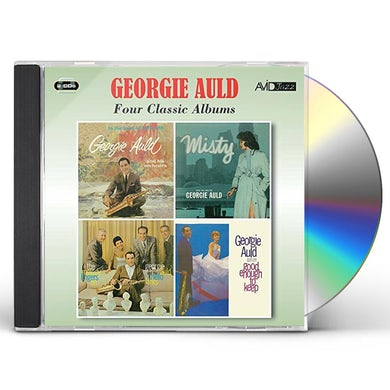 George Auld IN THE LAND OF HI-FI / MISTY / MELODY LINGER CD