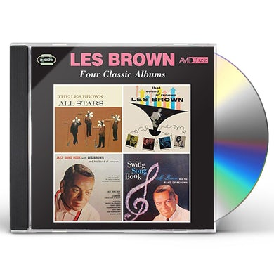 Les Brown ALL STARS / THAT SOUND OF RENOWN CD
