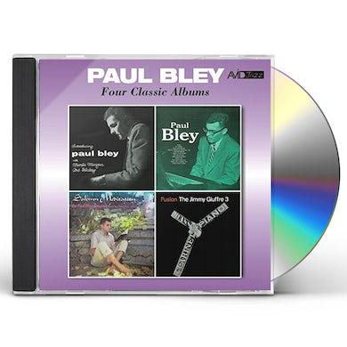 INTRODUCING / PAUL BLEY / SOLEMN MEDITATION CD