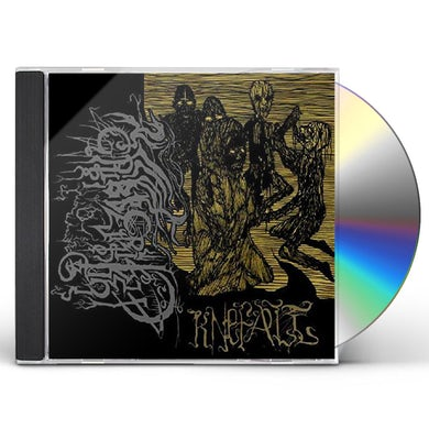 GRIBBERIKET KNEFALL CD