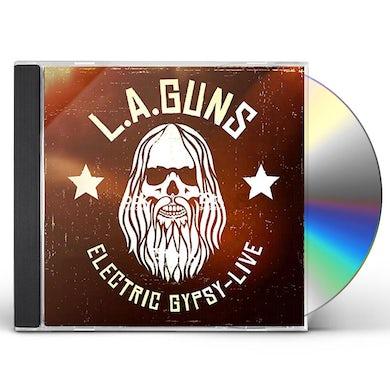 LA Guns ELECTRIC GYPSY CD