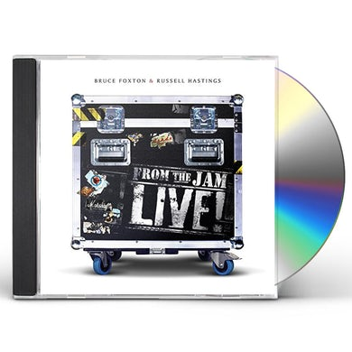 Bruce Foxton FROM THE JAM - LIVE CD