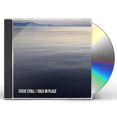 Steve Stoll SOLO IN PLACE CD