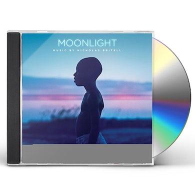 Nicholas Britell MOONLIGHT / O.S.T. CD
