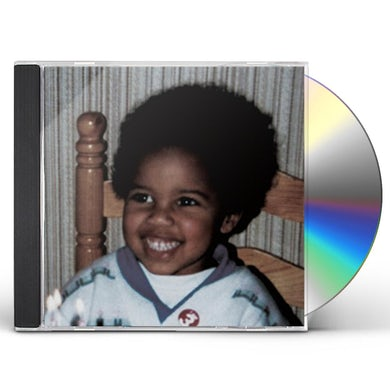 Young Fathers TAPE ONE / TAPE TWO CD