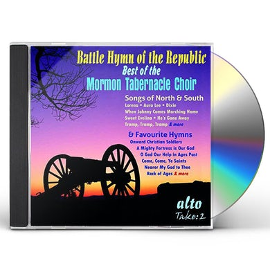 VERY BEST OF MORMON TABERNACLE CHOIR CD
