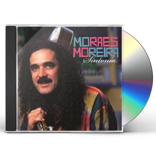 Moraes Moreira SINTONIA: BEST OF CD
