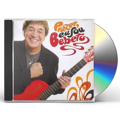 PRAZER EU SOU BEBETO CD