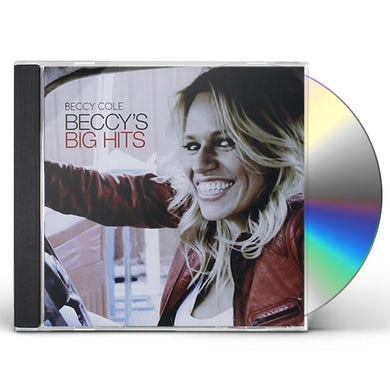 Beccy Cole BECCY'S BIG HITS CD