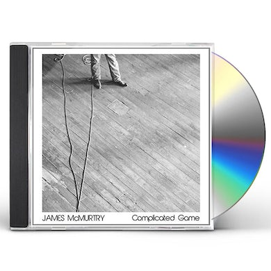 James Mcmurtry COMPLICATED GAME CD