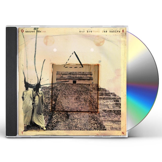 Our Brother The Native SACRED PSALMS CD