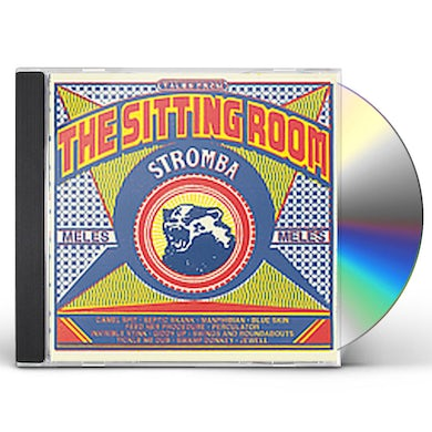 Stromba TALES FROM THE SITTING ROOM CD
