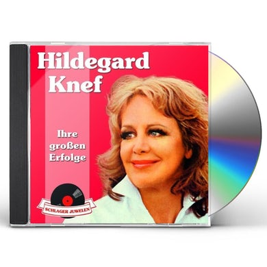 Hildegard Knef SCHLAGERJUWELEN CD