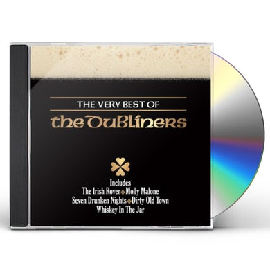 Dubliners VERY BEST OF CD