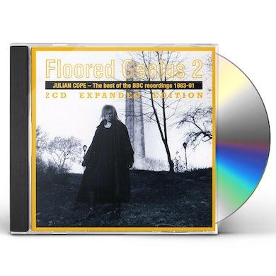 Julian Cope FLOORED GENIUS 2 CD
