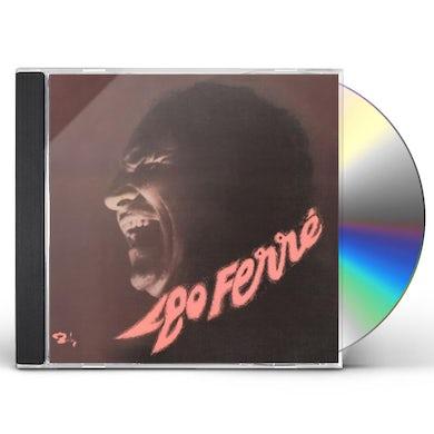 Leo Ferre CETTE CHANSON CD