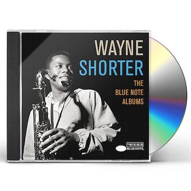 Wayne Shorter BLUE NOTE ALBUMS CD