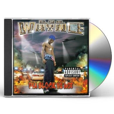 Lil Wayne THA BLOCK IS HOT CD