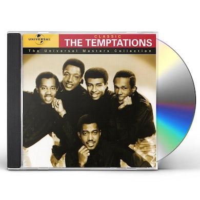 The Temptations LEGENDS CD