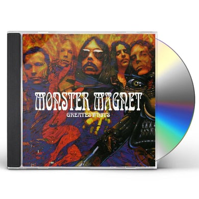 Monster Magnet GREATEST HITS CD