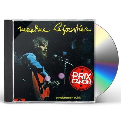 Maxime Le Forestier OLYMPIA 73 CD