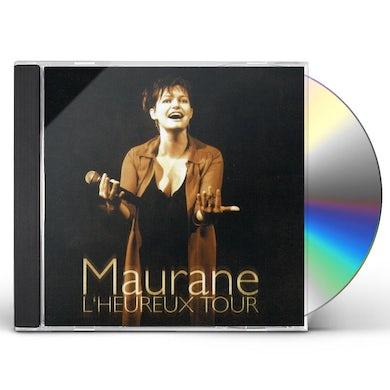 Maurane L'HEUREUX TOUR CD