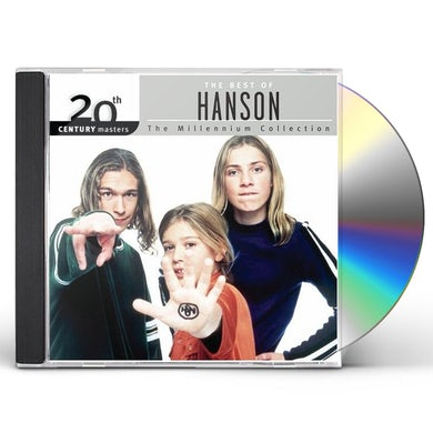 Hanson 20TH CENTURY MASTERS: MILLENNIUM COLLECTION CD