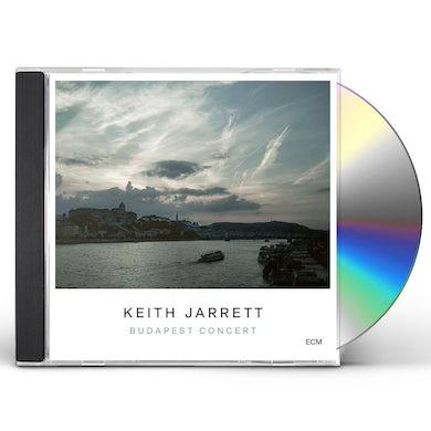 Keith Jarrett BUDAPEST CONCERT (2CD) CD