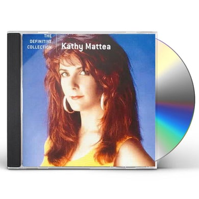 Kathy Mattea DEFINITIVE COLLECTION CD